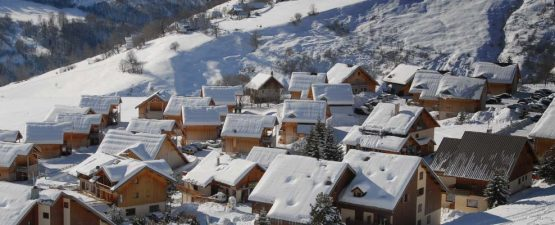 chalets-hiver